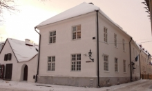 House of the Drama School at Toompea
